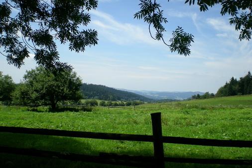 Pozemky na Šumavě, Pasečná